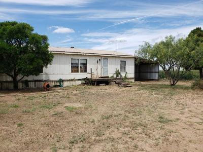 Manufactured Home For Sale: 8601 Runion Rd