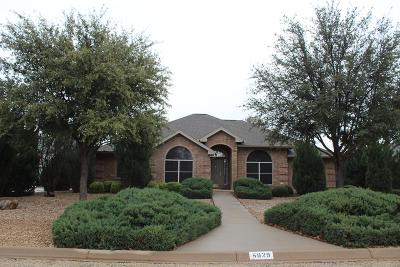 San Angelo Single Family Home For Sale: 6029 Stratford Ave