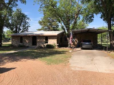 San Angelo Single Family Home For Sale: 8455-A Burrell Rd