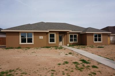 San Angelo Single Family Home For Sale: 4150 Kensington Creek