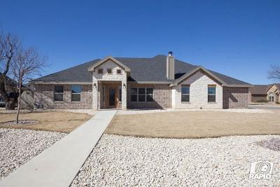 San Angelo Single Family Home For Sale: 4701 Royal Troon