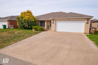 San Angelo Single Family Home For Sale: 1211 Jacie Lane