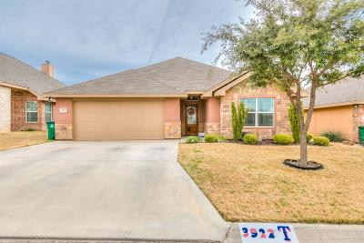 San Angelo Single Family Home For Sale: 3922 Margaret Lane
