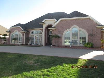San Angelo Single Family Home For Sale: 3529 Silver Spur Dr