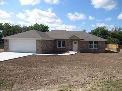 San Angelo Single Family Home For Sale: 102 Camino Real
