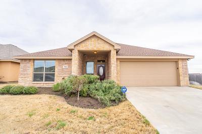 San Angelo TX Single Family Home For Sale: $260,000