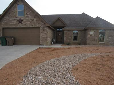 San Angelo TX Single Family Home For Sale: $250,000