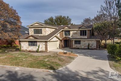 San Angelo Single Family Home For Sale: 5414 Beverly Dr