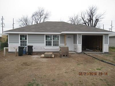 San Angelo TX Single Family Home For Sale: $139,900