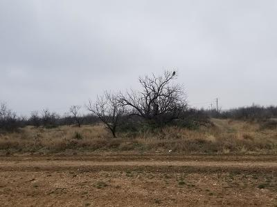 San Angelo Residential Lots & Land For Sale: 4614 Grey Wolf Lane