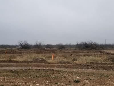 San Angelo Residential Lots & Land For Sale: 4676 Grey Wolf Lane
