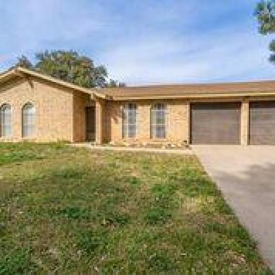 San Angelo TX Single Family Home For Sale: $171,900