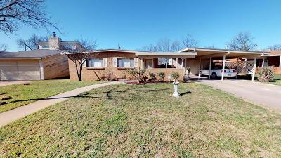 San Angelo Single Family Home For Sale: 25 S Oxford Dr