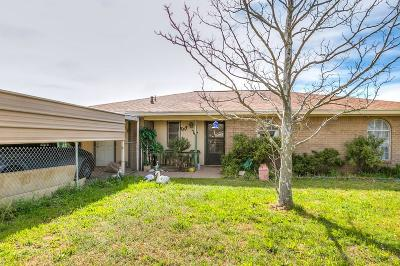 San Angelo Single Family Home For Sale: 10483 Mt Nebo Rd