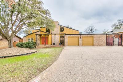 San Angelo Single Family Home For Sale: 2715 Chatterton Dr