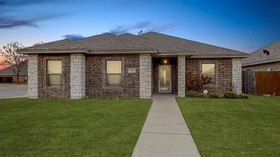 San Angelo Single Family Home For Sale: 6102 Lydian Court