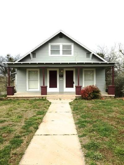 San Angelo Single Family Home For Sale: 516 Baker St
