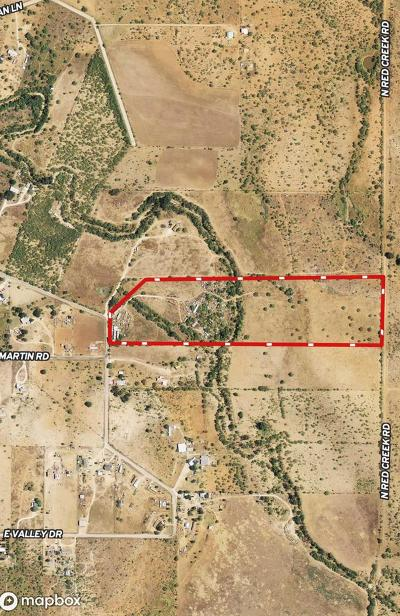 San Angelo Residential Lots & Land For Sale: 8098 N Valley Dr