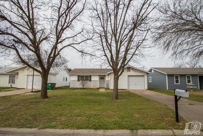 San Angelo Single Family Home For Sale: 157 Stoneham St