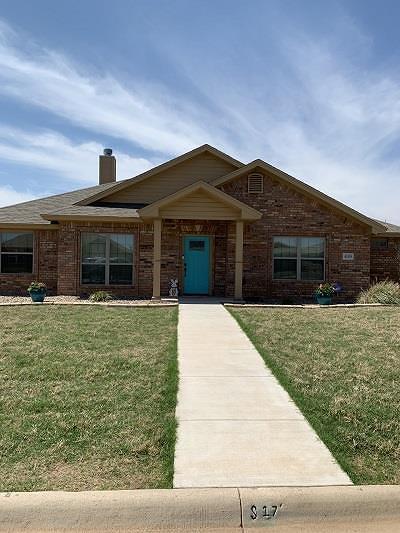 San Angelo Single Family Home For Sale: 4185 Huntleigh Dr