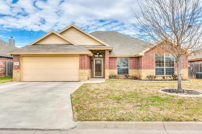 San Angelo Single Family Home For Sale: 3914 Blair Ln