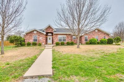 Ballinger Single Family Home For Sale: 1709 N 10th St