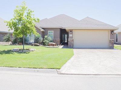 San Angelo Single Family Home For Sale: 3933 Blair Ln