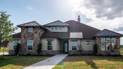 San Angelo Single Family Home For Sale: 4713 Karsten Creek