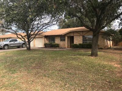 San Angelo TX Single Family Home For Sale: $179,900