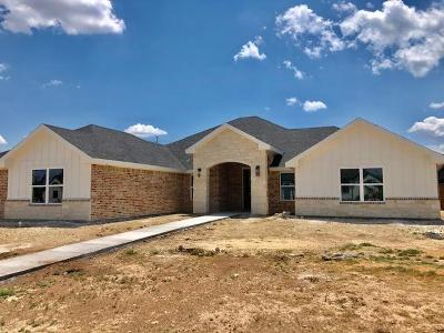 San Angelo Single Family Home For Sale: 1833 Castle Pines