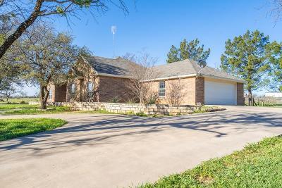 San Angelo TX Single Family Home For Sale: $309,900