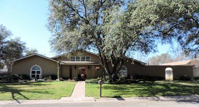 San Angelo Single Family Home For Sale: 3301 Sierra Court