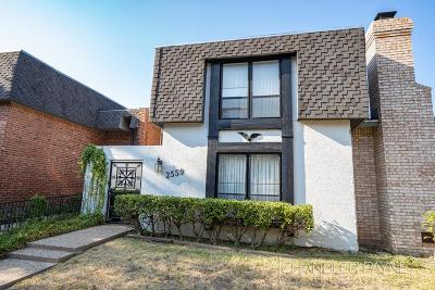San Angelo Condo/Townhouse For Sale: 2559 Lindenwood Dr