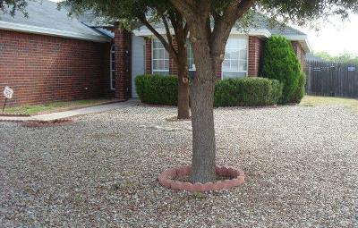San Angelo, Wall, Christoval Rental For Rent: 1714 Cordell Dr