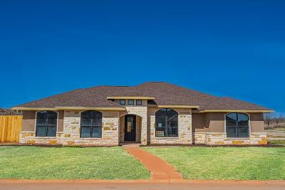 San Angelo Single Family Home For Sale: 2302 Palms Court