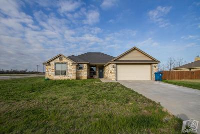 San Angelo Single Family Home For Sale: 7855 Elk Run