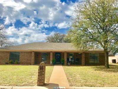 College Hills, College Hills South Single Family Home For Sale: 3629 Fieldwood Dr