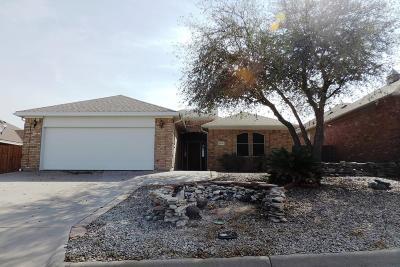 San Angelo Condo/Townhouse For Sale: 1214 Dorchester Dr