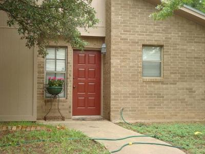 San Angelo, Wall, Christoval Rental For Rent: 1732 Utah Ave