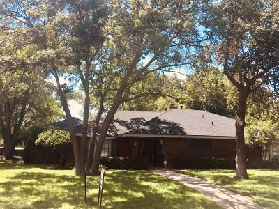 Bentwood Country Club Est Single Family Home For Sale: 5321 Beverly Dr