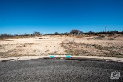 San Angelo Residential Lots & Land For Sale: 2806 Joshua St