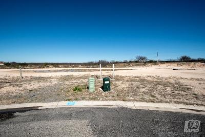 San Angelo Residential Lots & Land For Sale: 2802 Joshua St