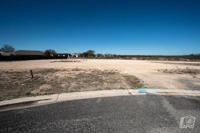 San Angelo Residential Lots & Land For Sale: 2801 Joshua St