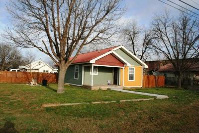 Single Family Home For Sale: 700 6th St