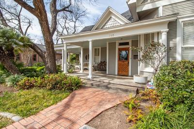 San Angelo Single Family Home For Sale: 715 Austin St