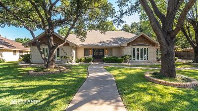 Bentwood Country Club Est Single Family Home For Sale: 1805 Club House Lane