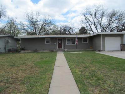 Single Family Home For Sale: 2627 Colorado Ave