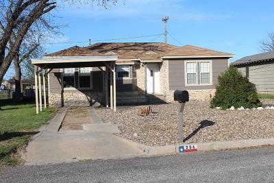 Single Family Home For Sale: 236 La Salle Dr