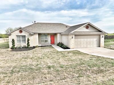 San Angelo TX Single Family Home For Sale: $212,000