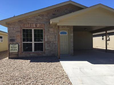 San Angelo, Wall, Christoval Rental For Rent: 629 Jones St